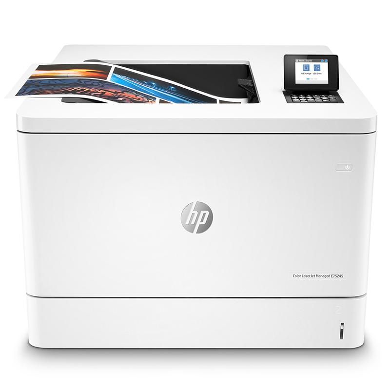 多功能一体机惠普(HP) HP Color LaserJet Managed E75245dn 彩色管理型激光打印机